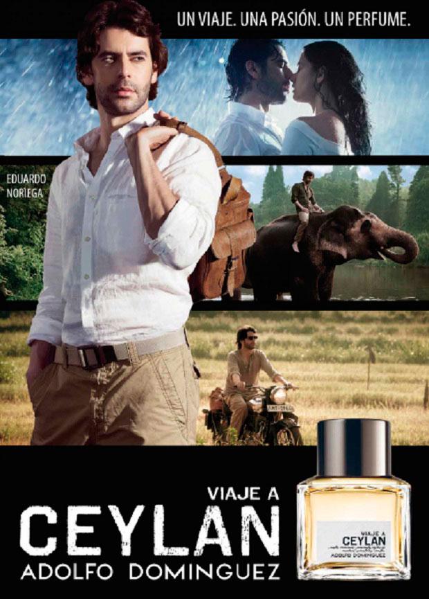 Viaje a ceylan adolfo dominguez colonia una fragancia for Perfume adolfo dominguez hombre