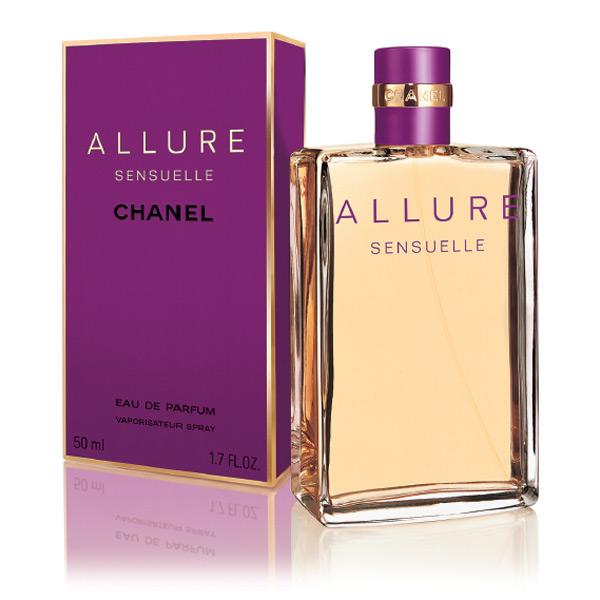 allure sensuelle chanel parfum un parfum pour femme 2005. Black Bedroom Furniture Sets. Home Design Ideas