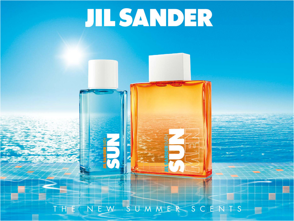 sun bath jil sander parfum ein neues parfum f r frauen 2015. Black Bedroom Furniture Sets. Home Design Ideas