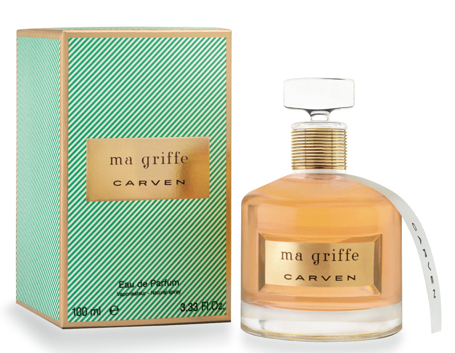 ma griffe carven perfume a fragrance for women 2013. Black Bedroom Furniture Sets. Home Design Ideas