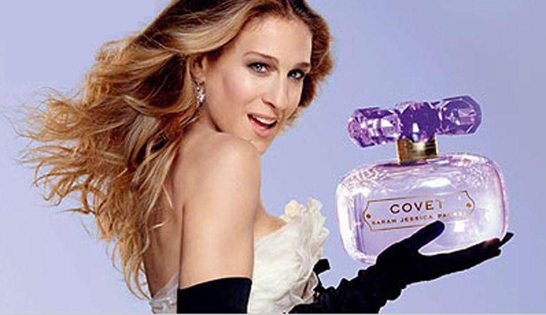 Covet Pure Bloom Sarah Jessica Parker perfume
