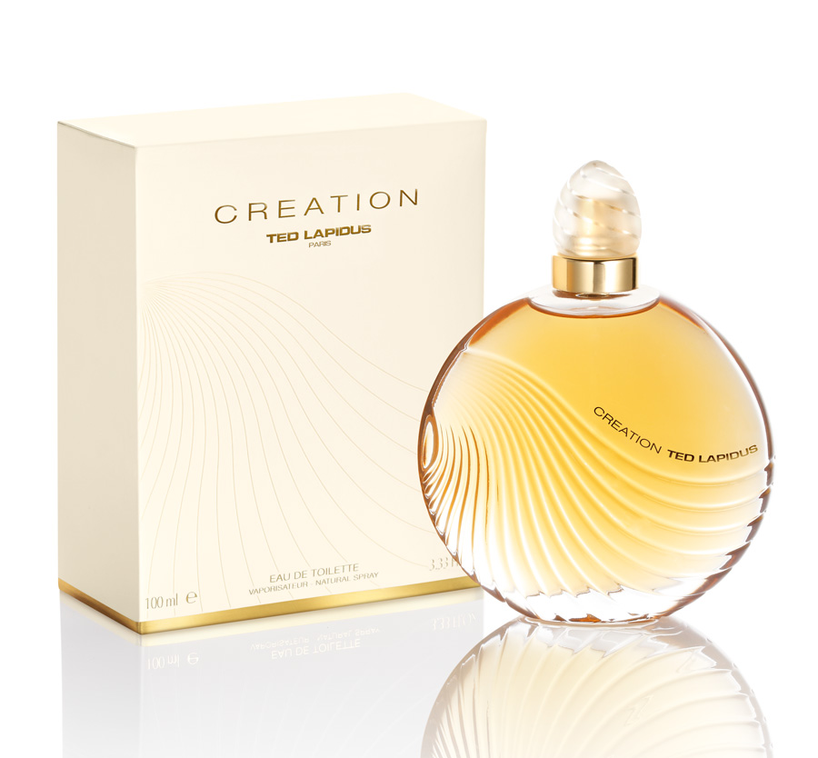 creation ted lapidus parfum ein es parfum f r frauen 2011. Black Bedroom Furniture Sets. Home Design Ideas