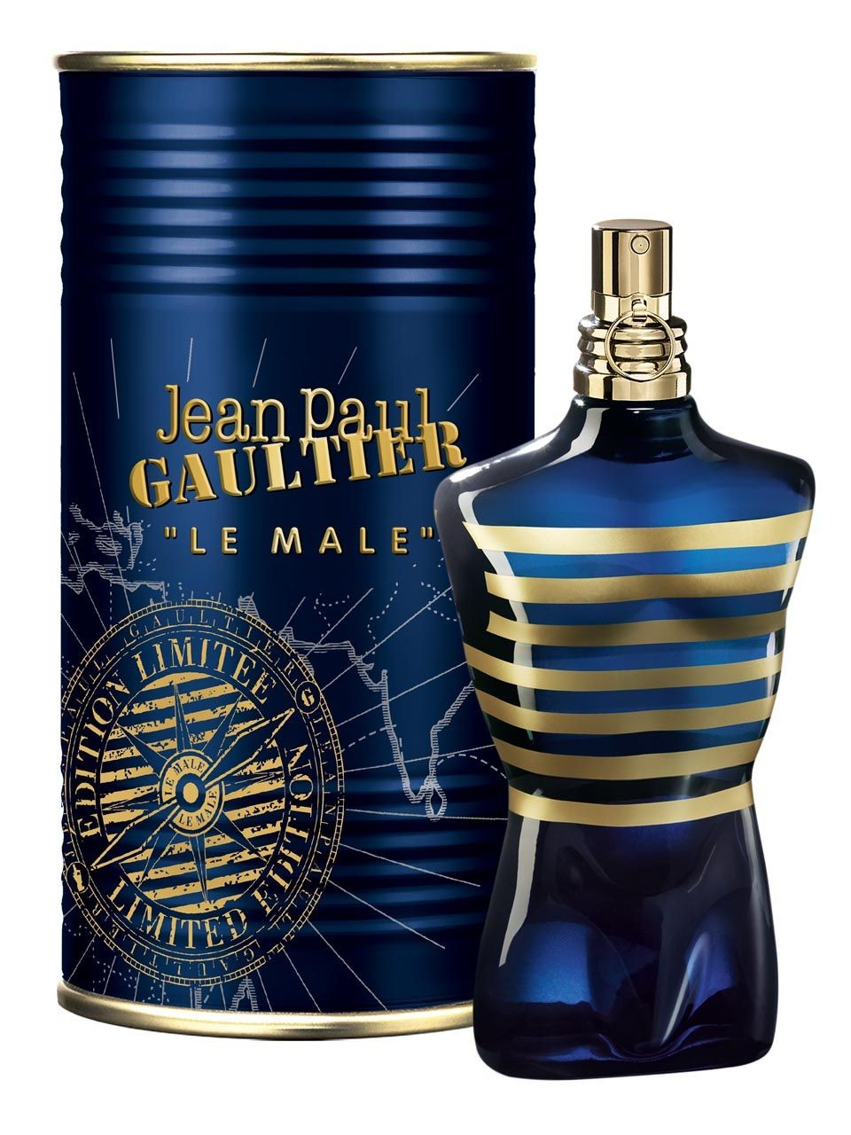 Le male capitaine collector jean paul gaultier cologne a - Le male jean paul gaultier pas cher ...