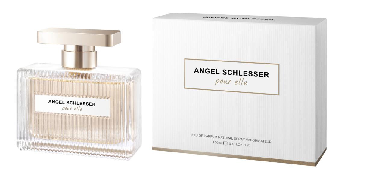angel schlesser pour elle angel schlesser perfume a fragrance for women 2014. Black Bedroom Furniture Sets. Home Design Ideas