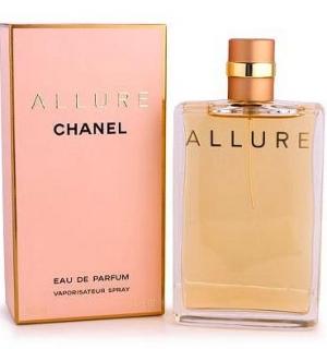 allure eau de parfum chanel parfum un parfum pour femme 1999. Black Bedroom Furniture Sets. Home Design Ideas