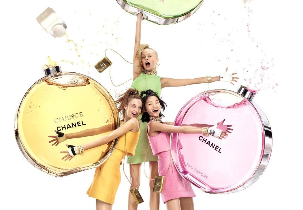 chance eau fraiche chanel parfum un parfum pour femme 2007. Black Bedroom Furniture Sets. Home Design Ideas
