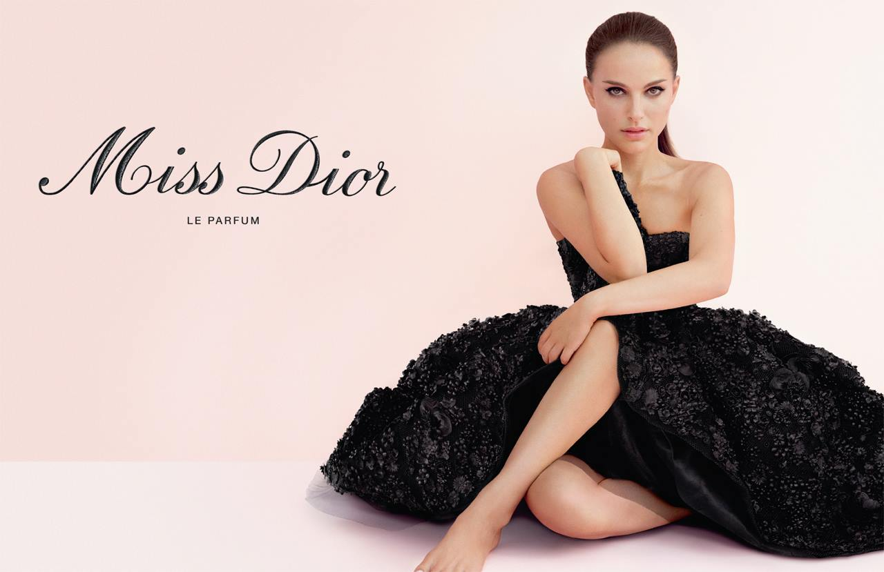 miss dior le parfum christian dior parfum een geur voor dames 2012. Black Bedroom Furniture Sets. Home Design Ideas