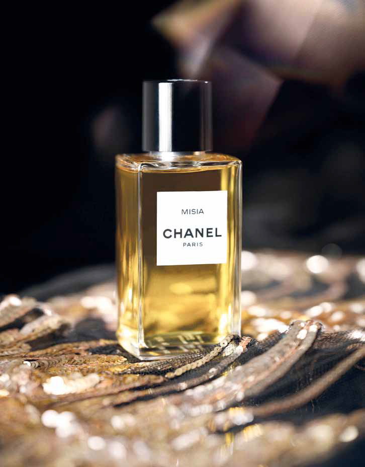 les exclusifs de chanel misia chanel perfume a new fragrance for women 2015. Black Bedroom Furniture Sets. Home Design Ideas