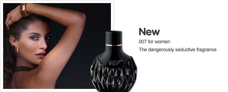 Картинки по запросу James Bond 007 For Women 30ml