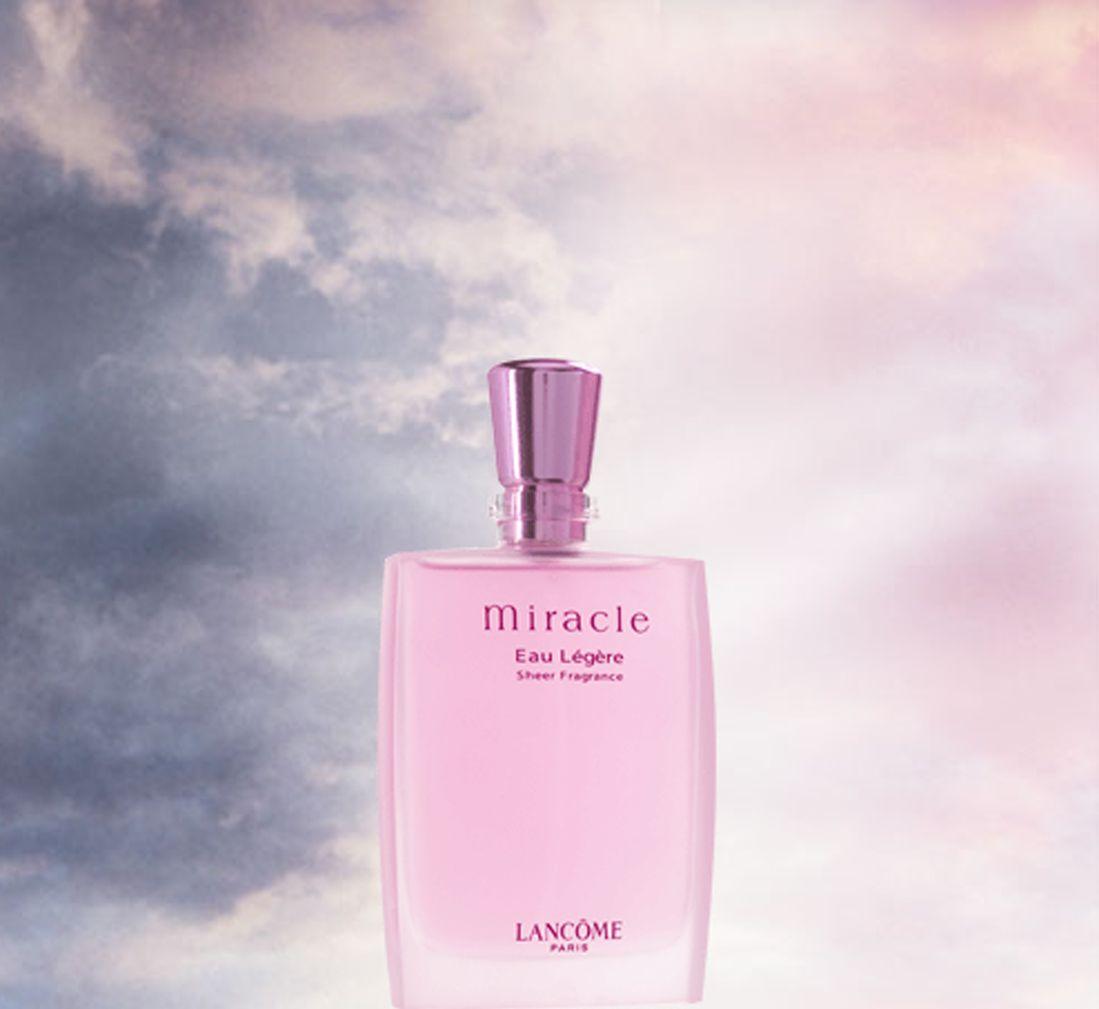 Miracle Eau Legere Sheer Fragrance Lancome perfume - a fragrance ...