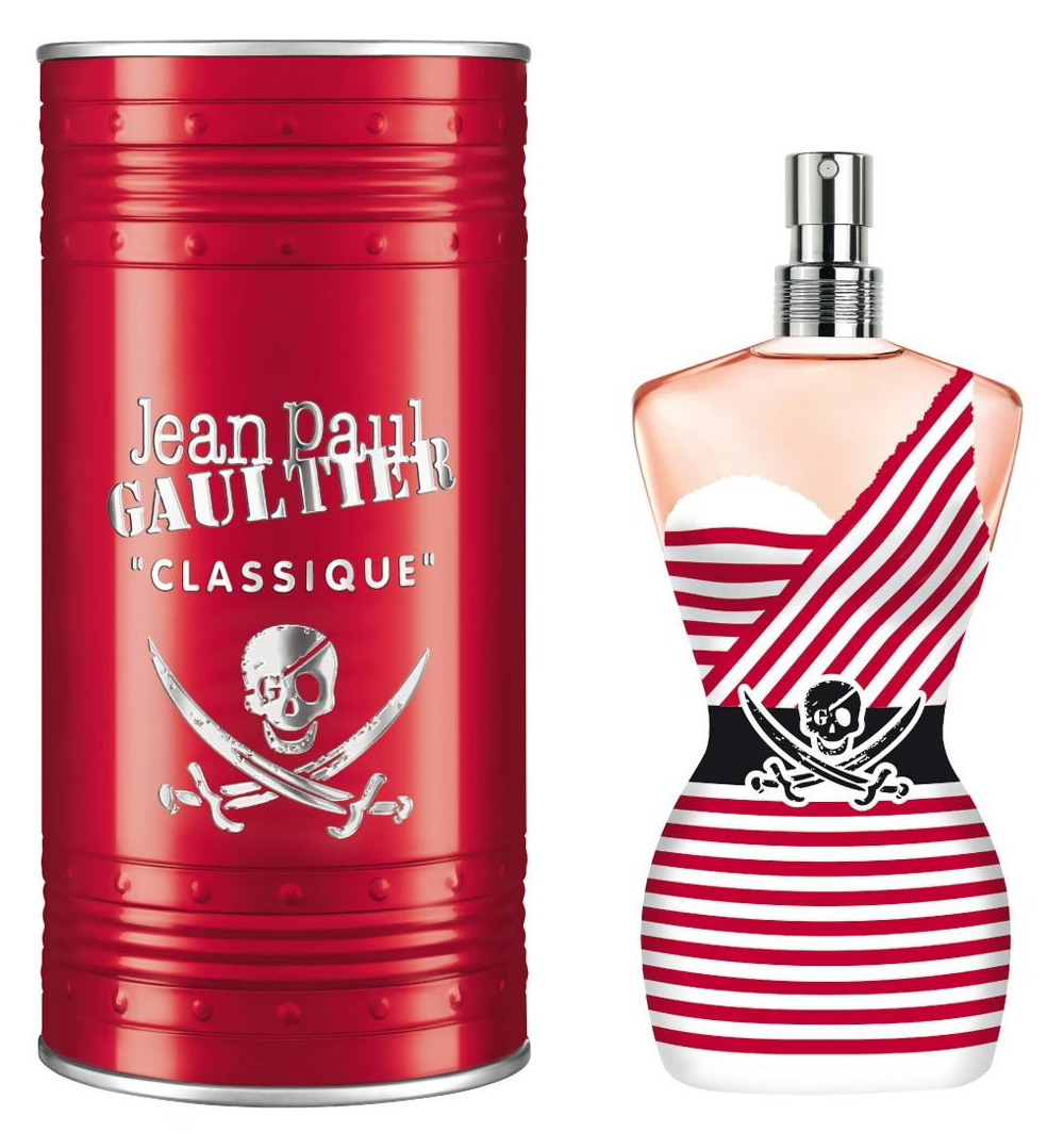 classique pirate edition jean paul gaultier perfume a new fragrance for women 2015