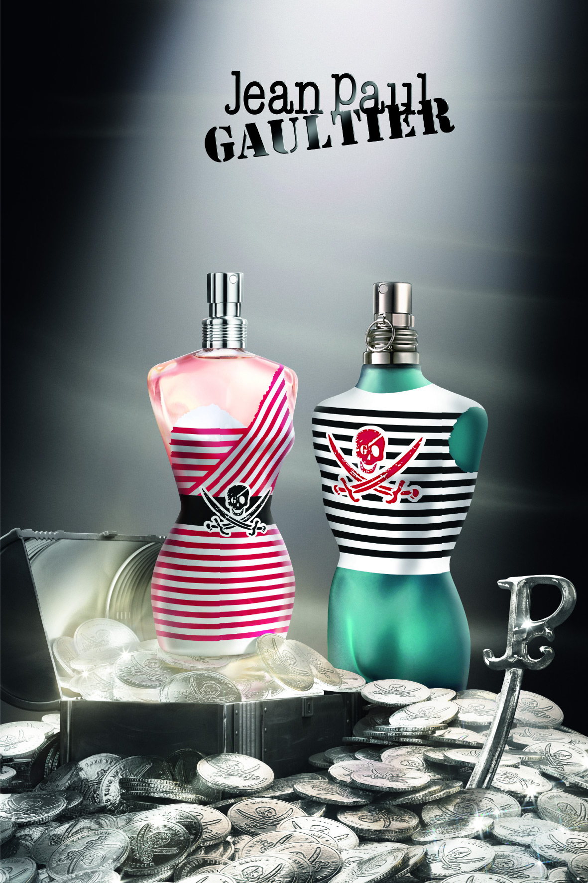 classique pirate edition jean paul gaultier perfume a new fragrance for women 2015. Black Bedroom Furniture Sets. Home Design Ideas