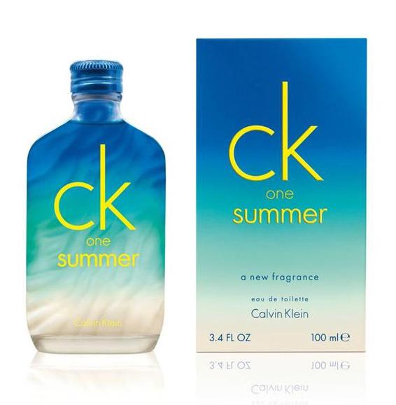 Calvin klein ck summer