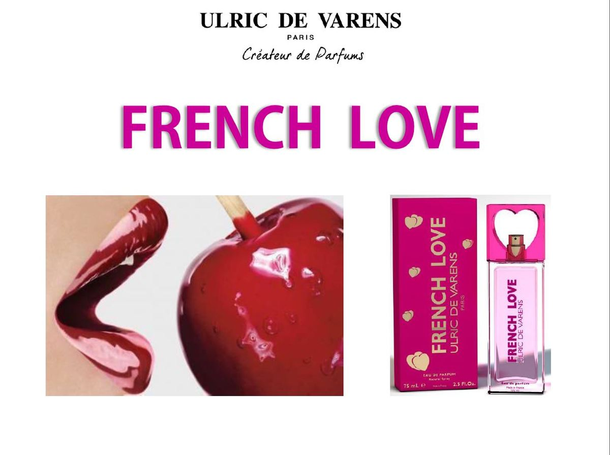 French Love Ulric De Varens For Women Pictures