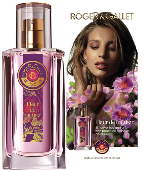 fleur de figuier eau de parfum roger gallet perfume a new fragrance for 2015