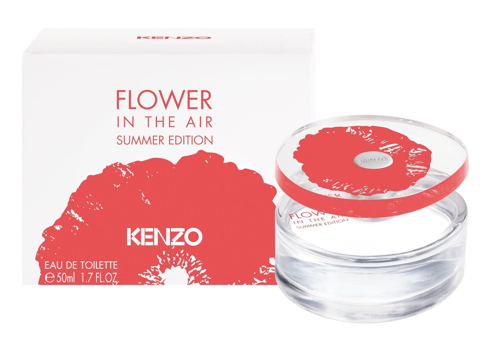 Flower in the Air Summer Edition Kenzo perfume a new fragrance for women 2015