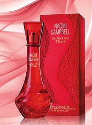 seductive elixir naomi campbell perfume a fragrance for. Black Bedroom Furniture Sets. Home Design Ideas