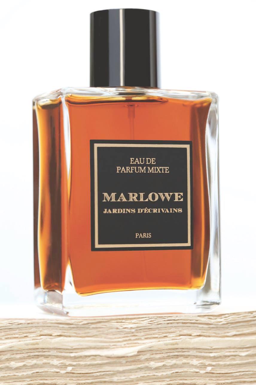 marlowe jardins d ecrivains parfum un nouveau parfum pour femme 2015. Black Bedroom Furniture Sets. Home Design Ideas