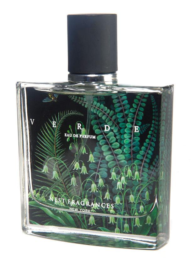 perfume verde