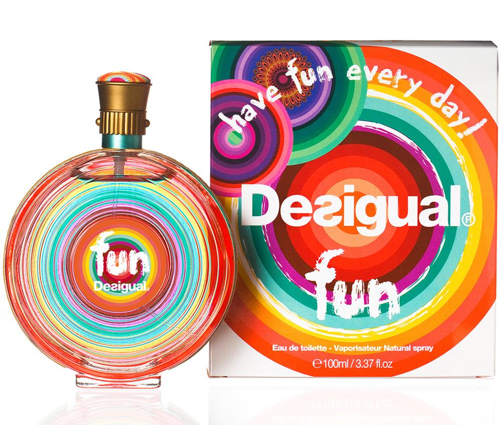 Fun Desigual perfume - a fragrance for women 2014
