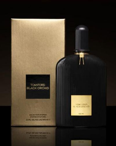 Black Orchid Tom Ford perfume - a fragrance for women 2006