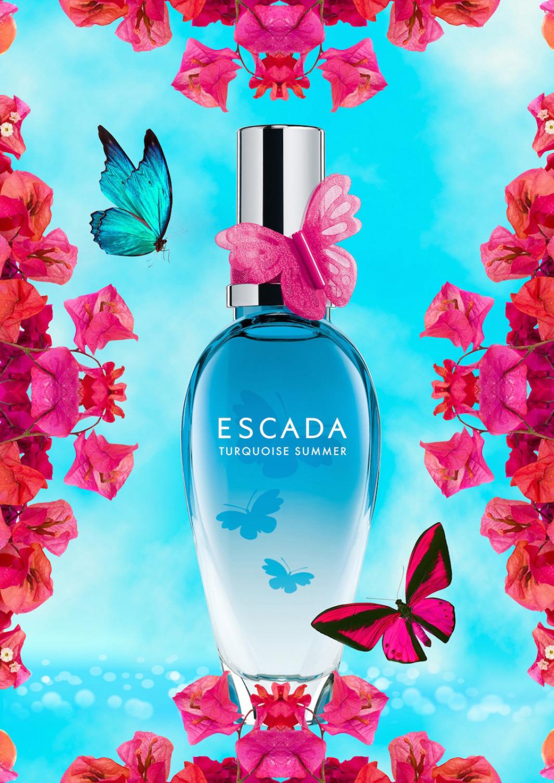Turquoise Summer Escada Perfume