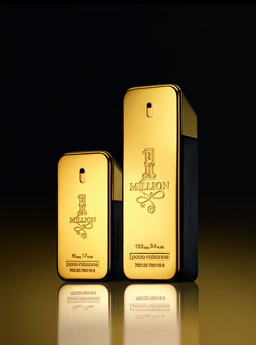 1 million paco rabanne colonia una fragancia para for Paco by paco rabanne