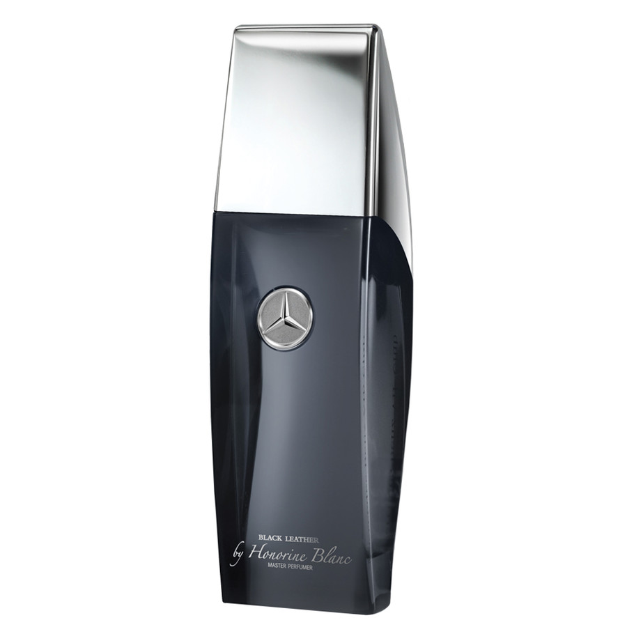 Black leather by honorine blanc mercedes benz cologne a for Mercedes benz perfume