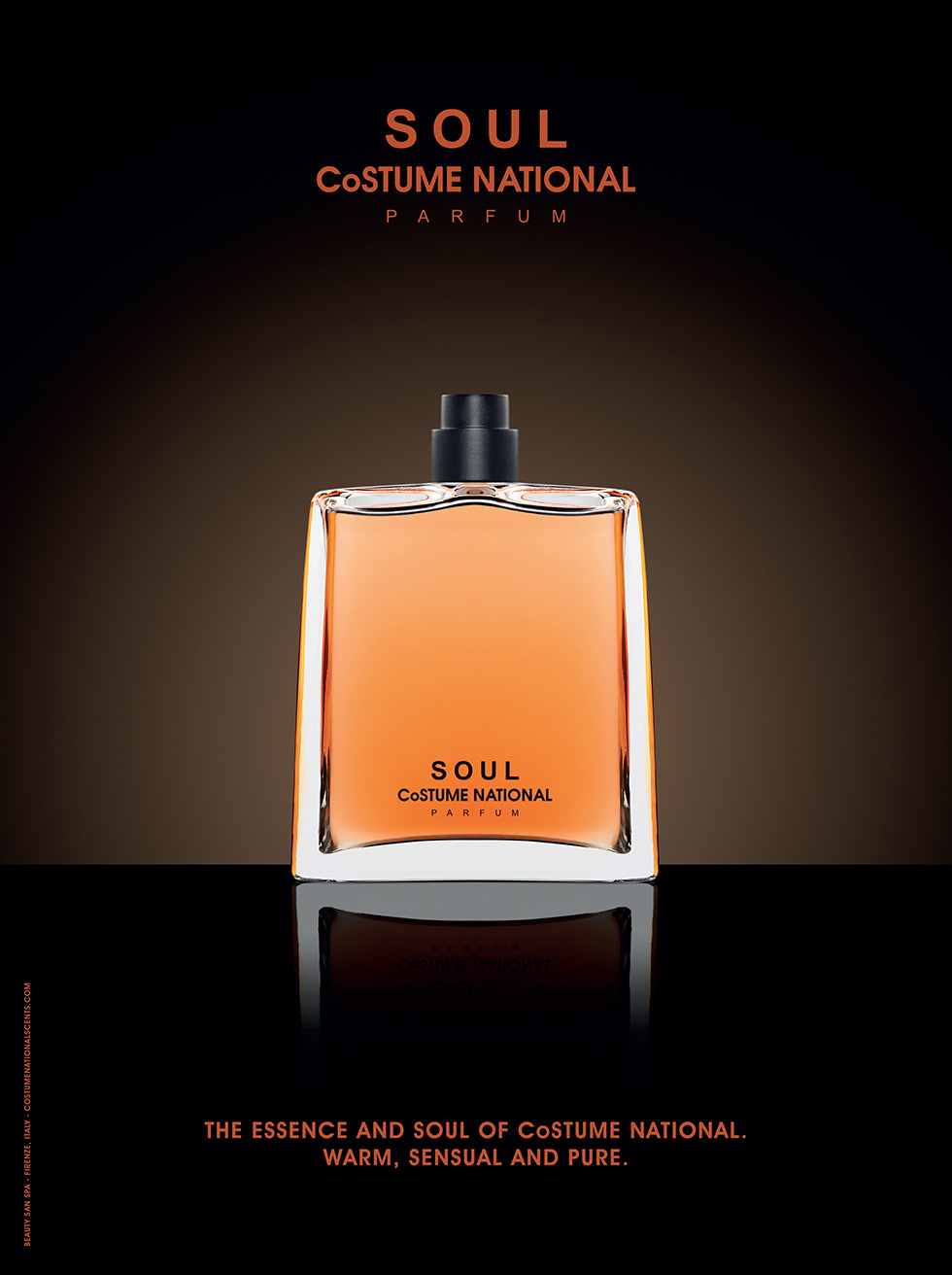Soul CoSTUME NATIONAL perfume - a new fragrance for women and men 2015