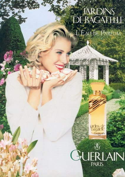 Jardins de bagatelle guerlain perfume a fragrance for women 1983 for Bagatelle jardin
