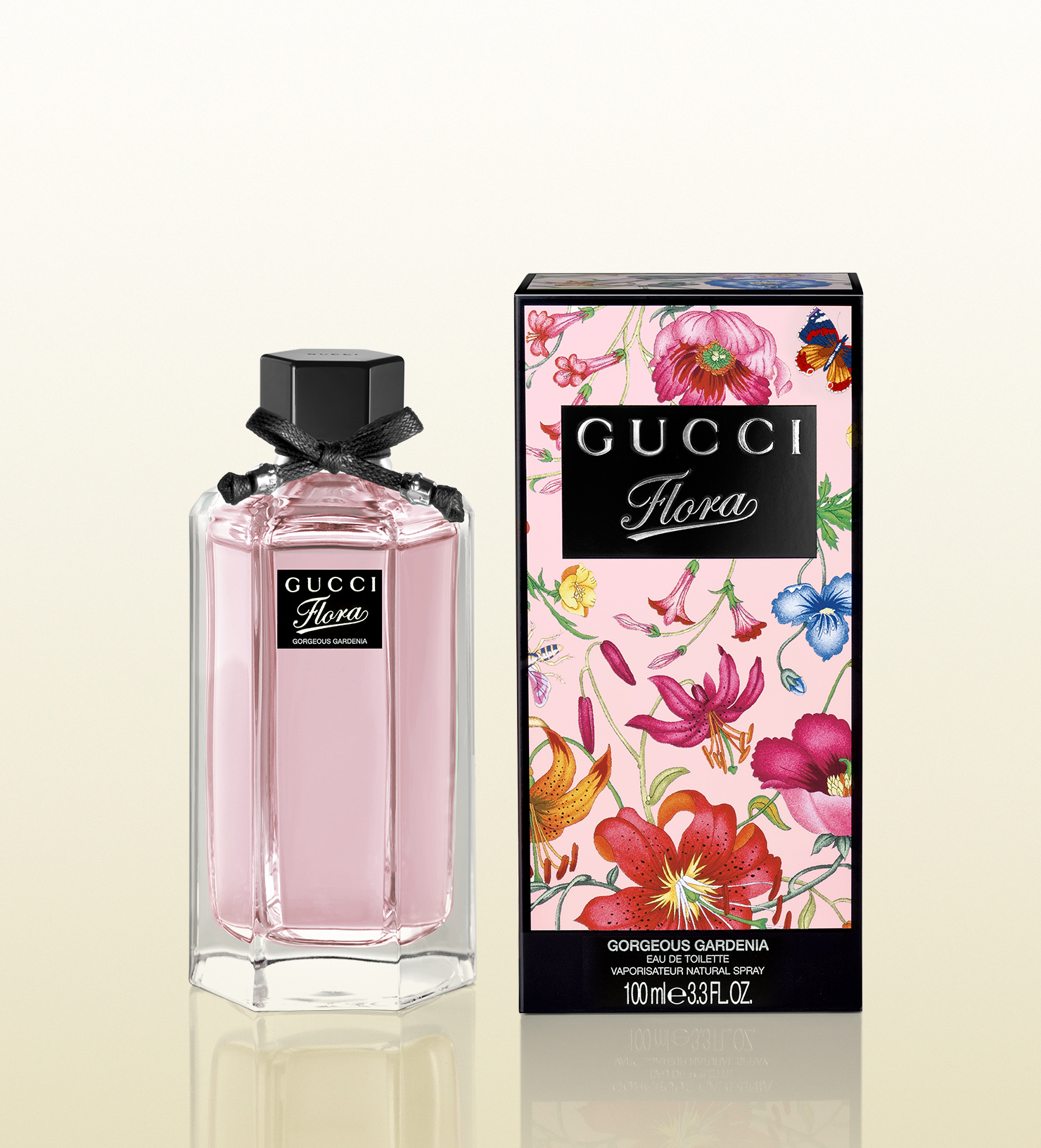 flora by gucci gorgeous gardenia gucci perfume a fragrance for women 2012. Black Bedroom Furniture Sets. Home Design Ideas