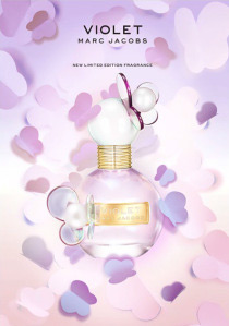 Violet Marc Jacobs perfume - a new fragrance for women 2015