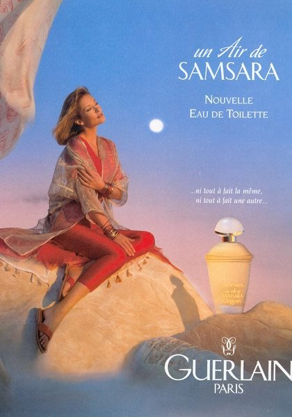 un air de samsara guerlain parfum ein es parfum f r frauen 1995. Black Bedroom Furniture Sets. Home Design Ideas