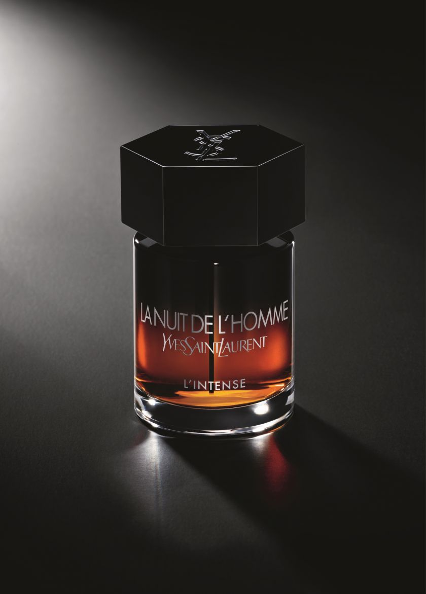la nuit de l 39 homme l 39 intense yves saint laurent cologne un nouveau parfum pour homme 2015. Black Bedroom Furniture Sets. Home Design Ideas