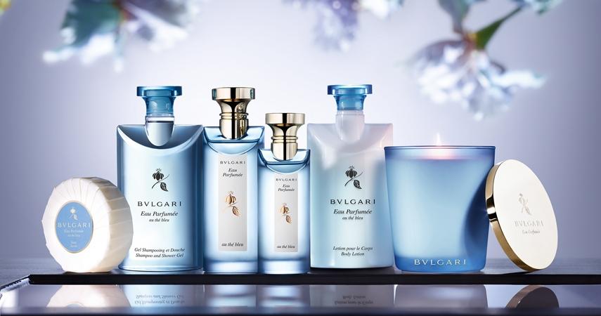 Eau Parfumee Au The Bleu Bvlgari Perfume