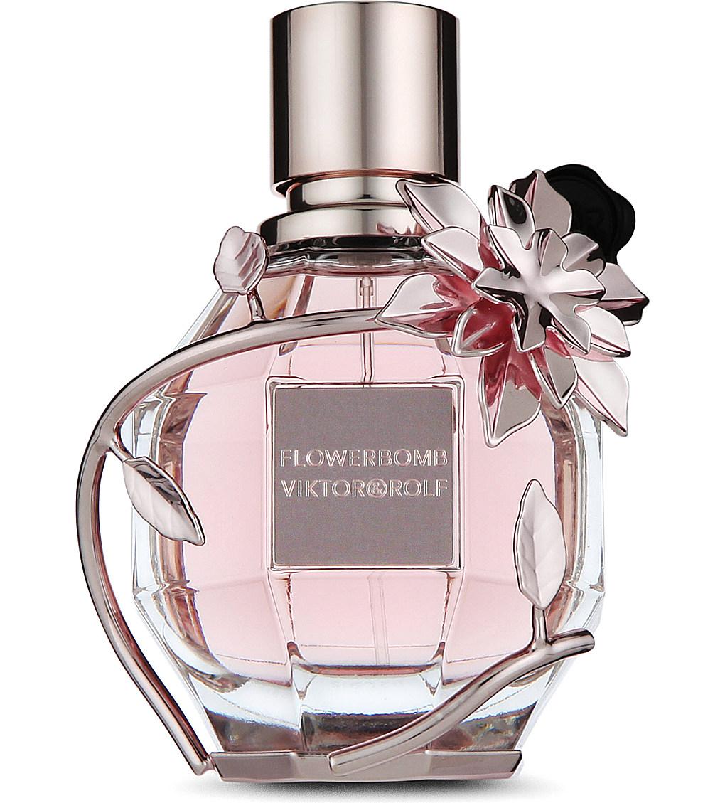 flowerbomb christmas edition 2014 viktor rolf perfume a. Black Bedroom Furniture Sets. Home Design Ideas