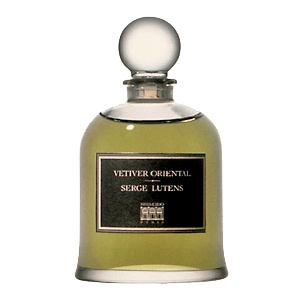 vetiver oriental serge lutens parfum un parfum pour homme et femme 2004. Black Bedroom Furniture Sets. Home Design Ideas