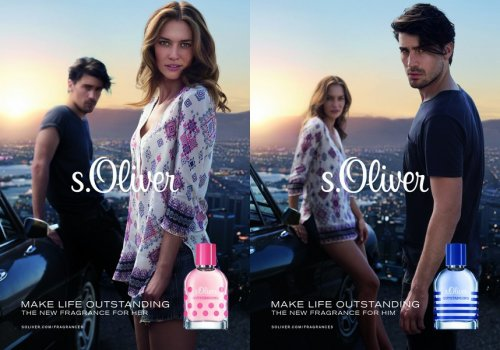 outstanding women s oliver perfume a new fragrance for. Black Bedroom Furniture Sets. Home Design Ideas
