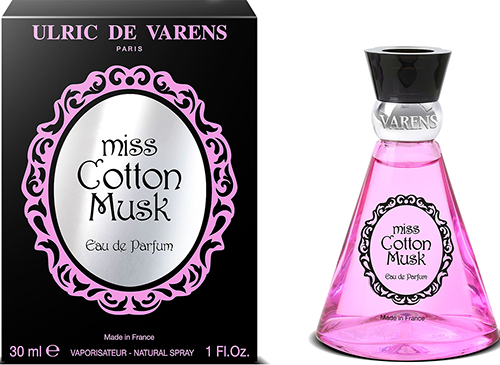 Miss cotton musk ulric de varens perfume a fragrance for women - Perfume ottomane ulric de varens ...