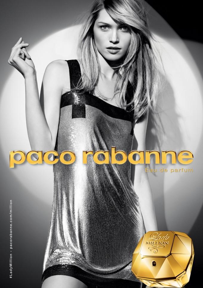 lady million paco rabanne parfum un parfum pour femme 2010. Black Bedroom Furniture Sets. Home Design Ideas