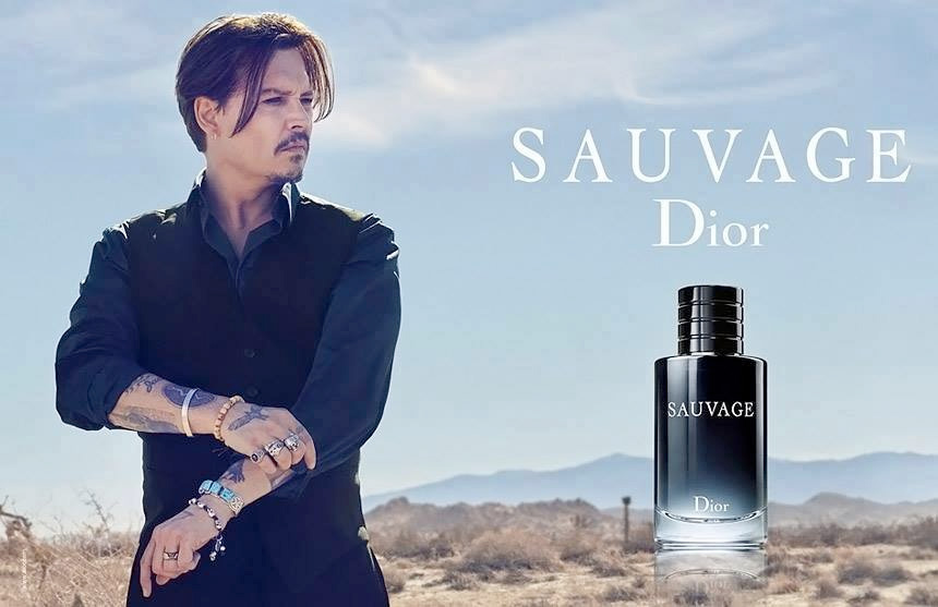 Sauvage 2015 Christian Dior cologne - een nieuwe geur voor ... Johnny Depp Cologne