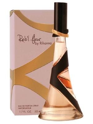 Reb'l Fleur Rihanna perfume