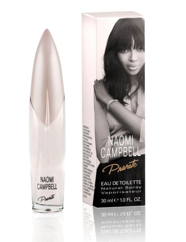private naomi campbell perfume a new fragrance for women. Black Bedroom Furniture Sets. Home Design Ideas