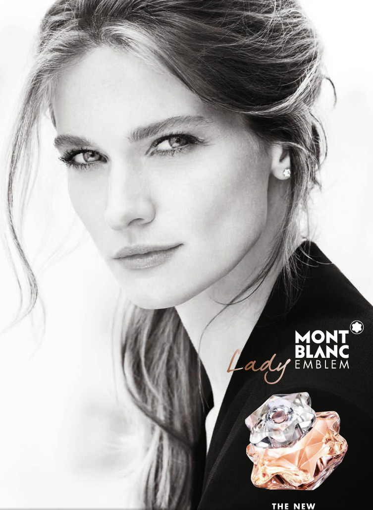 Lady Emblem Montblanc perfume - a new fragrance for women 2015