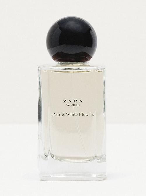 Zara woman pear amp white flowers zara perfume a new fragrance zara woman pear white flowers zara for women pictures mightylinksfo