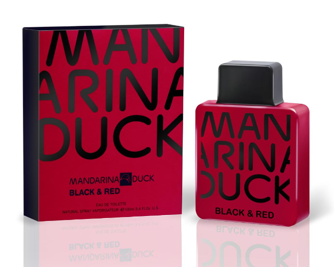 Black Red Mandarina Duck Cologne A New Fragrance For
