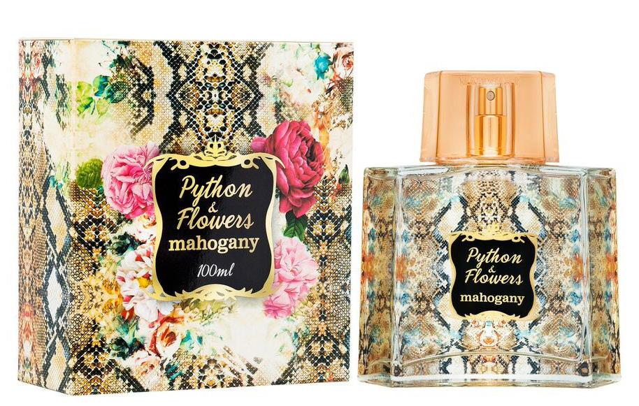 Resultado de imagem para mahogany python flowers