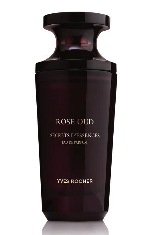 rose oud yves rocher perfume a new fragrance for women 2016. Black Bedroom Furniture Sets. Home Design Ideas