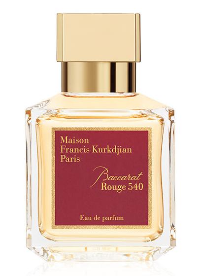 Baccarat Rouge 540 Maison Francis Kurkdjian Parfum