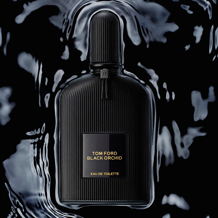 Black Orchid Eau de Toilette Tom Ford perfume - a new fragrance for women 2015
